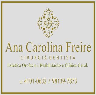 Ana Carolina Freire Cirurgiã Dentista