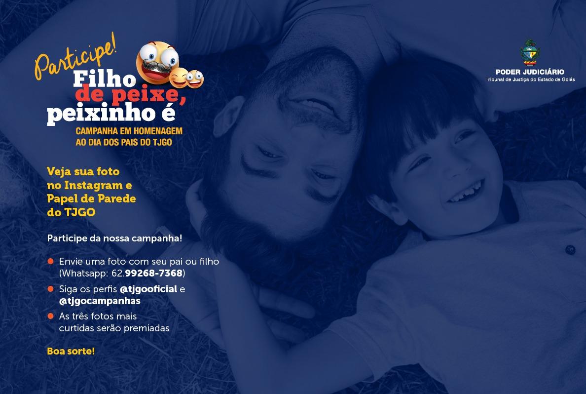 campanha dia dos pais