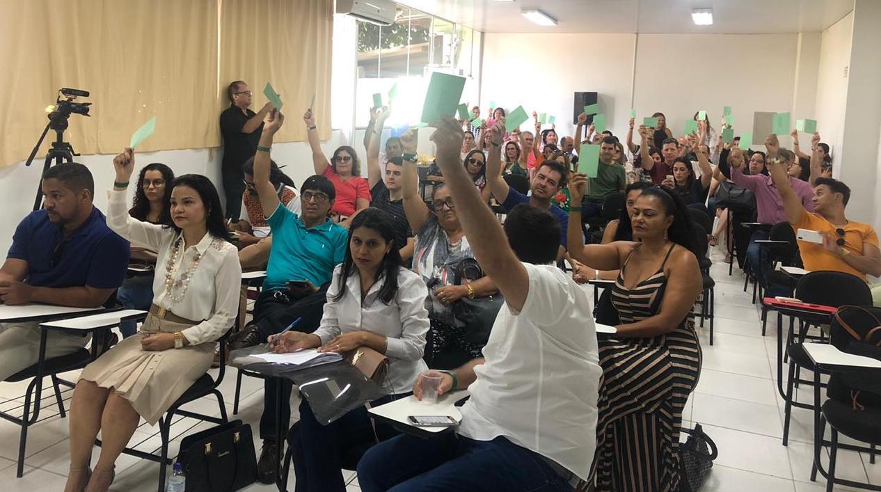 votacao assembleia turno unico