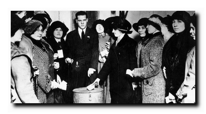 voto feminino