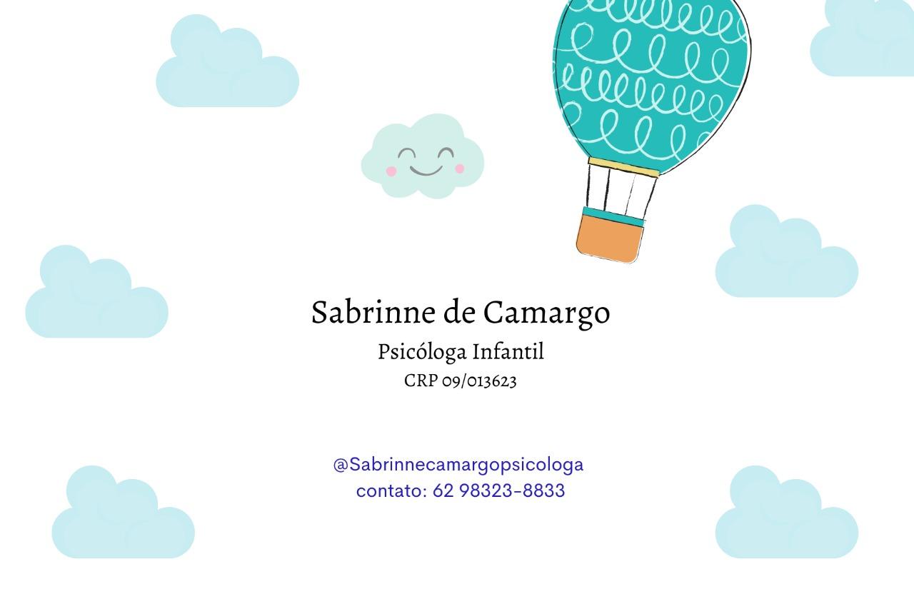 Sabrinne de Camargo – Psicóloga Infantil