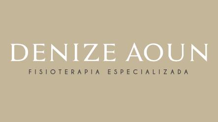 Quiropraxia com Denize Aoun