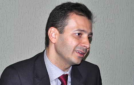 Diretor-geral do TJGO, Wilson Gamboge Júnior (Foto: Ampli Comunicação)