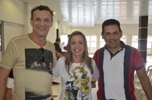Mauro Paranaguá, Suely Lacerda e Cláudio Marques foram eleitos para compor a Comissão Eleitoral 2013 do SINDJUSTIÇA