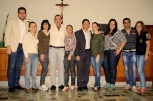 Servidores de Morrinhos se reuniram com representantes do SINDJUSTIÇA