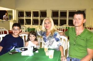 Marcelo Borges de Melo e esposa Maria Angélica Cordeiro