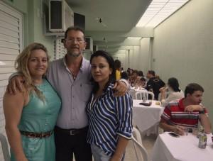 Nilma Joao Alves e Alessandra Carmo Rio Verde