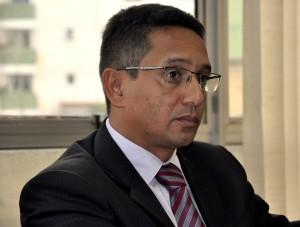 Presidente Fábio Queiroz: defesa dos interesses dos servidores em encontro de Pirenópolis