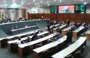 Plenário da Assembleia Legislativa de Goiás