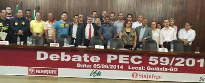 debate PEC 59