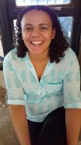 Érica Neres é escrevente no fórum de Campos Belos: viagem de 600 quilômetros