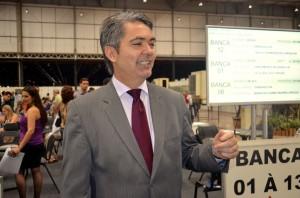 Juiz-auxiliar da Presidência Carlos Magno Rocha da Silva