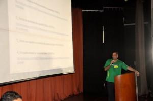 Vice-presidente Fabrício Duarte detalhe Plano de Ação 2015