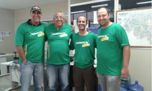 Servidores de Aparecida: engajados na luta