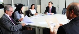 Comissão de Seleção e Treinamento do TJGO é presidida pelo desembargador Carlos Alberto França