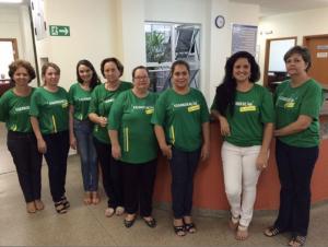 Servidores da comarca de Paraúna mobilizados