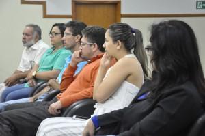 Servidores de Itaberaí acompanham reunião do projeto Giro pelo Interior
