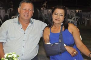 O casal José Carlos Nonato e Maria José Tavares