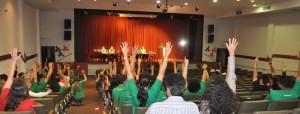 Servidores aprovam novo ato, caso haja demora no andamento do projeto de reposição salarial na Alego