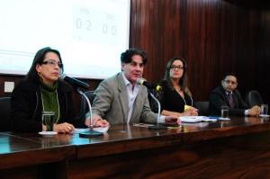 Presidente Fábio Queiroz participou da reunião
