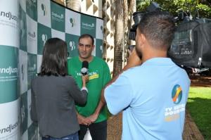 Vice-presidente do SINDJUSTIÇA, Fabrício Duarte esclareceu os pleitos dos servidores a veículos de comunicação