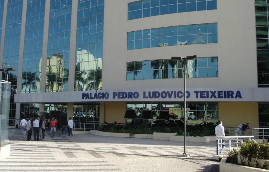 Sede-administrativa do Governo do Estado de Goiás