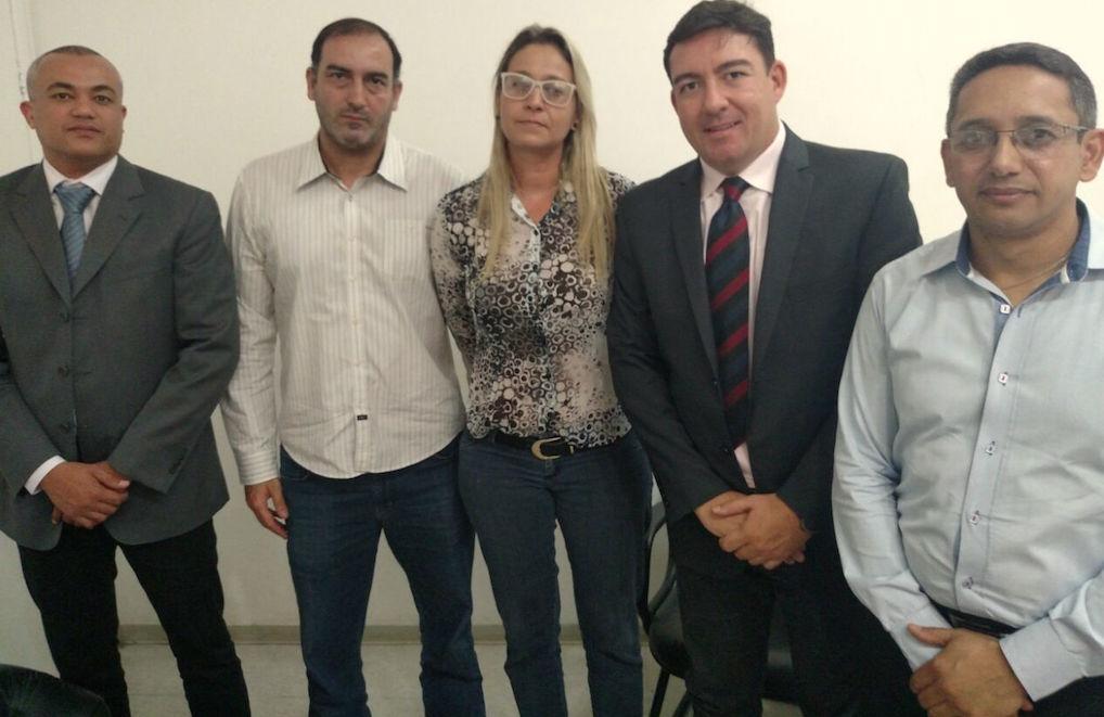 Diretoria do SINDJUSTIÇA cobra o andamento do anteprojeto da data-base do servidores da Justiça