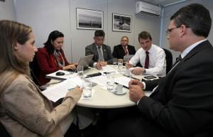 Reunião da Comissão de Eficiência Operacional e Gestão de Pessoas do CNJ. Foto: Gil Ferreira/Agência CNJ