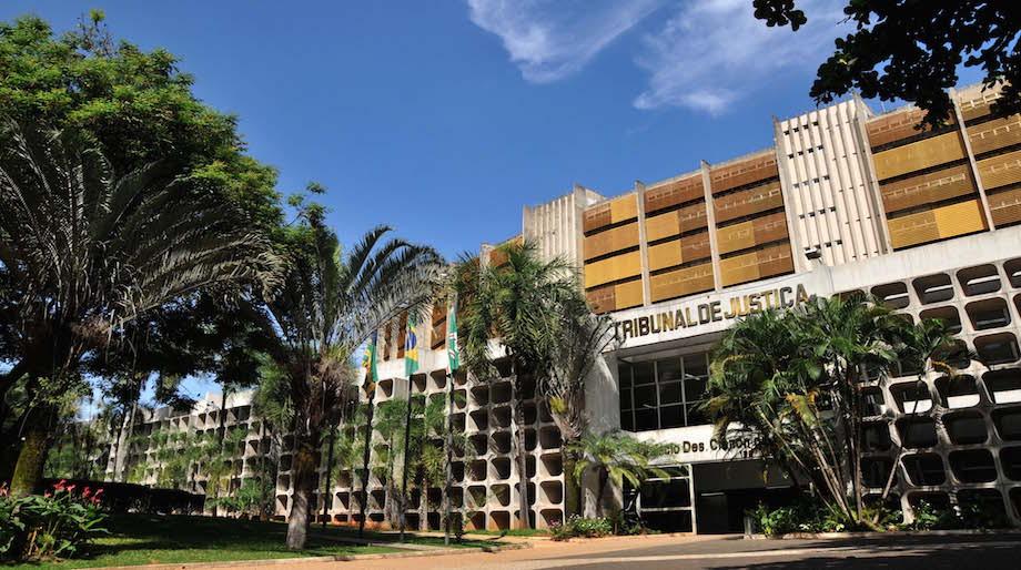 Prédio-sede do Tribunal de Justiça de Goiás. Foto: Cecom/TJGO