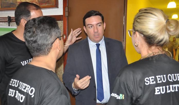 Deputado José Vitti: interlocução junto ao Governo do Estado