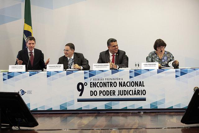 2ª Reunião Preparatória para o 9º Encontro Nacional do Poder Judiciário e Lançamento do Justiça em Números 2015. Foto: Luiz Silveira/Agência CNJ