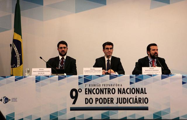 2ª Reunião Preparatória para o 9º Encontro Nacional do Poder Judiciário e Lançamento do Justiça em Números 2015. Foto: Gil Ferreira/Agência CNJ