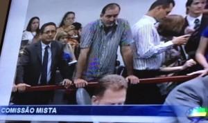 Fábio Queiroz e Fabrício Duarte acompanharam votação da data-base na Alego