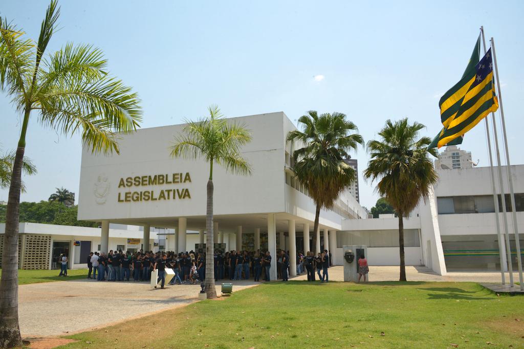 assembleia legislativa do estado de goias