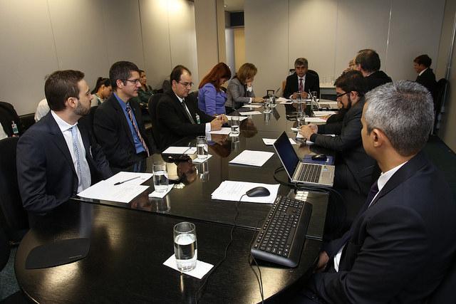 1ª Reunião do Grupo Nacional de Mudança no PJe. Foto: Gláucio Dettmar/Agência CNJ