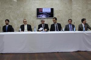 Audiência foi conduzida pelo corregedor-geral da Justiça de Goiás, desembargador Gilberto Marques Filho
