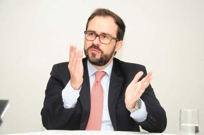 Lúcio Flávio Siqueira de Paiva. Foto: Tribuna do Planalto