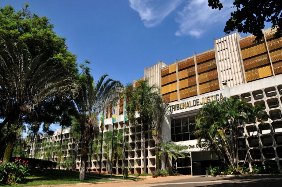 Sede do TJGO, em Goiânia