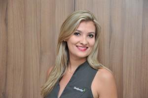 Assessora jurídica Danielly Farias