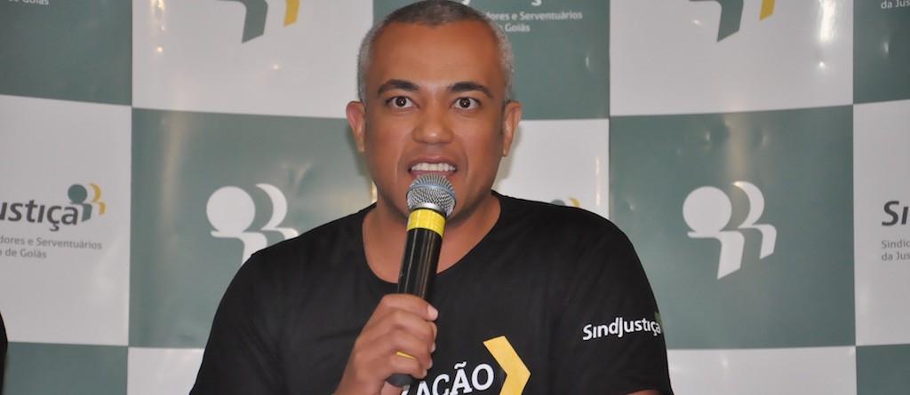 Lionidas Gimenes é vice-presidente do SINDJUSTIÇA para Assuntos Jurídicos