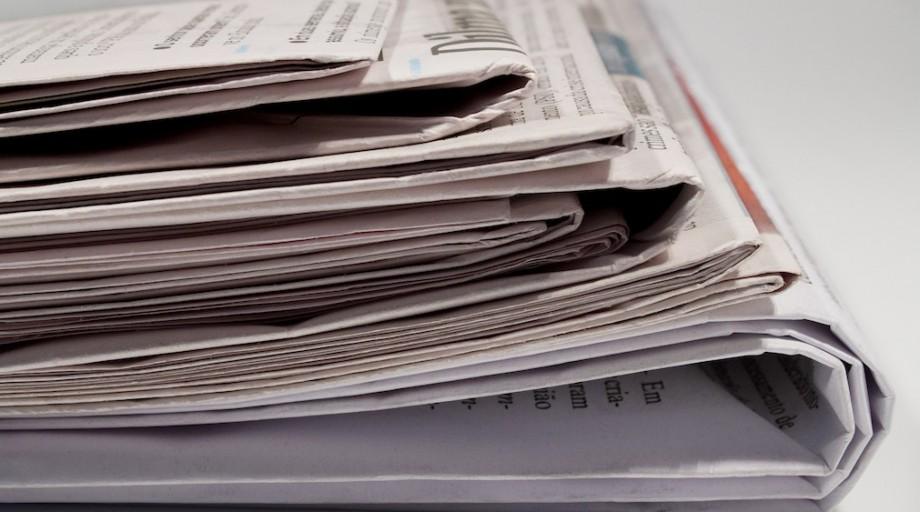 Assunto foi destaque na edição de hoje do jornal O Popular