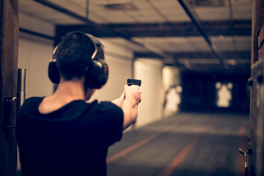 curso de instrucao de tiro para oficial de justica