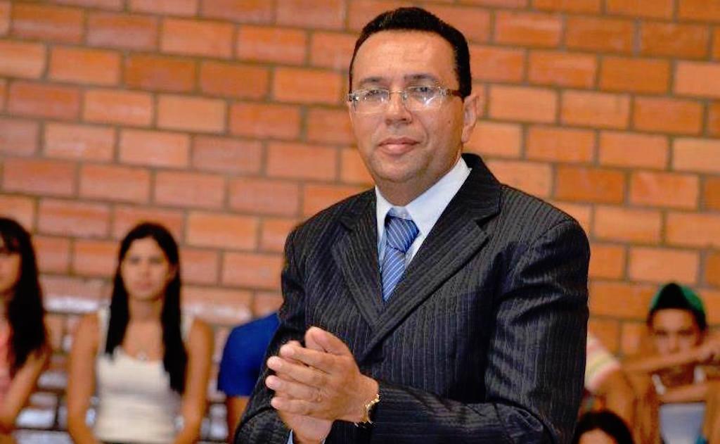 Além de atuar como servidor do Poder Judiciário estadual, Luzo Gonçalves é mobilizador cultural em Silvânia. (Foto: Arquivo pessoal)