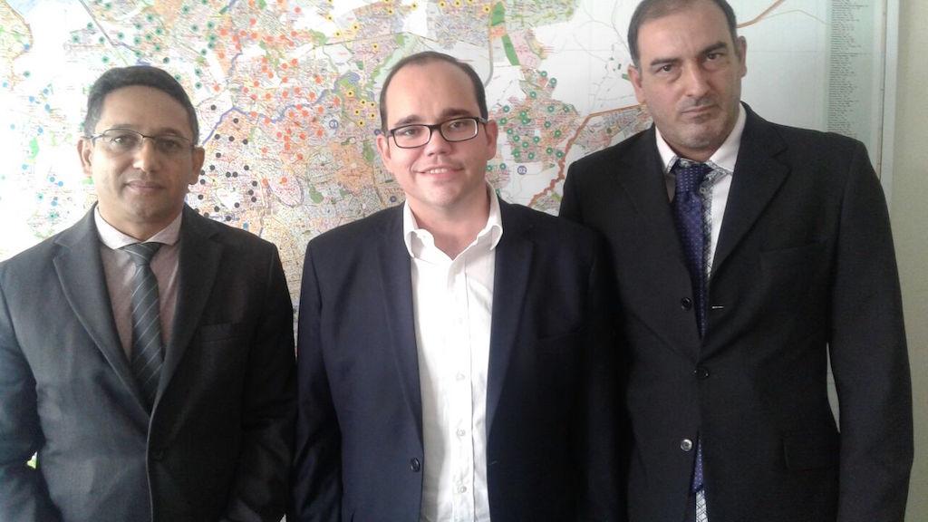 Diretoria do SINDJUSTIÇA detalhou a Fábio Sousa os reflexos danosos ao serviço público da possível aprovação do PLP 257 com o seu texto original