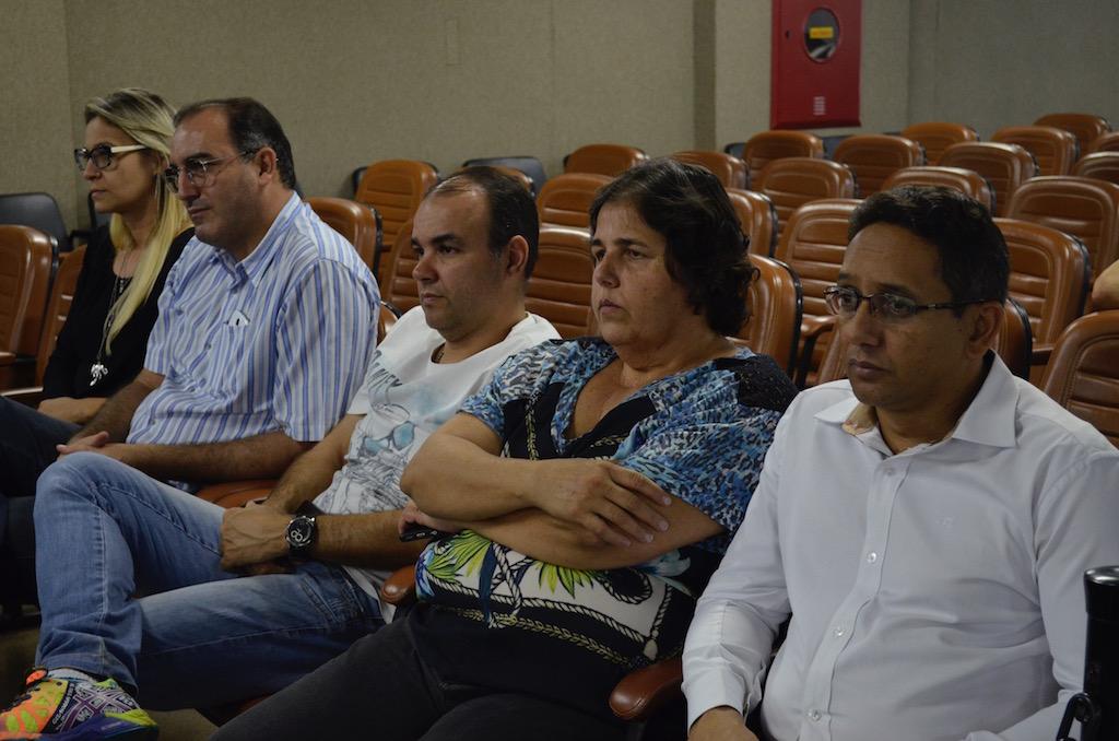 Diretoria do SINDJUSTIÇA representou os servidores na votação da data-base