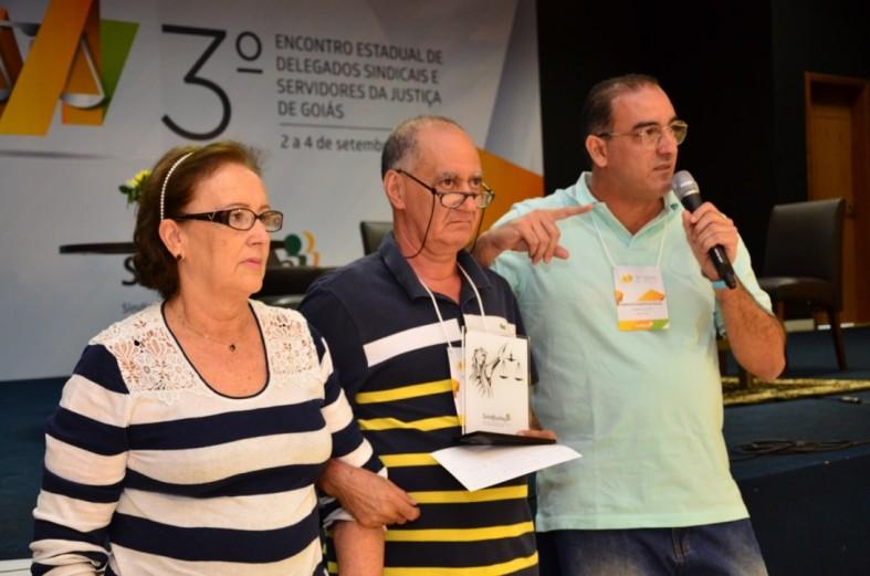 sindjustica encontro delegados palestra irismar - 2