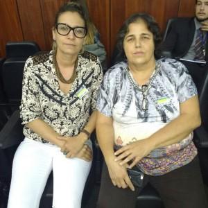 Na Alego, a presidente Rosângela Alencar e a 1ª vice-presidente, Mara Cristina, articularam apoio parlamentar às datas-base de 2016 e 2017