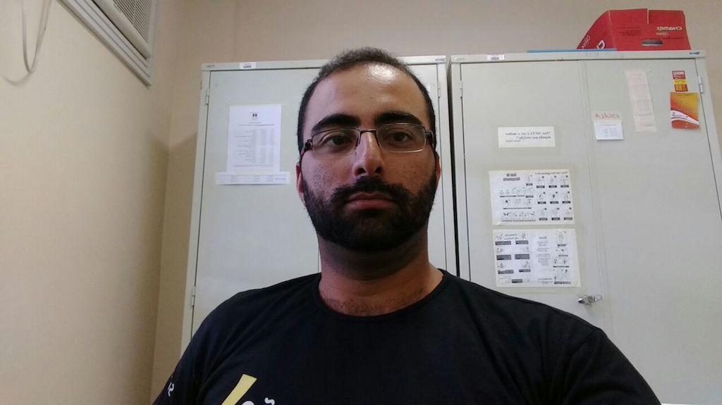 Tarcio Gomes atua como delegado sindical em Valparaíso na gestão 2017/2020