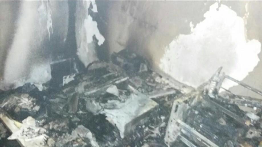 Salas do Arquivo do Fórum de Itapaci foram alvos de criminosos na madrugada do dia 09 de agosto