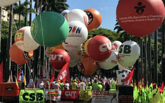 De acordo com movimentos populares e centrais sindicais, os atos tem como objetivo pressionar o governo a retirar a reforma / Central Única dos Trabalhaodres